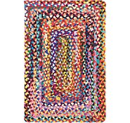 Link to 60cm x 90cm Braided Chindi Rug