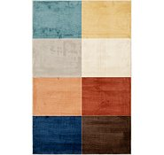 Link to 157cm x 250cm Reproduction Gabbeh Rug