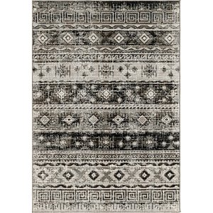 Unique Loom 5' 4 x 7' 8 Outdoor Modern Rug