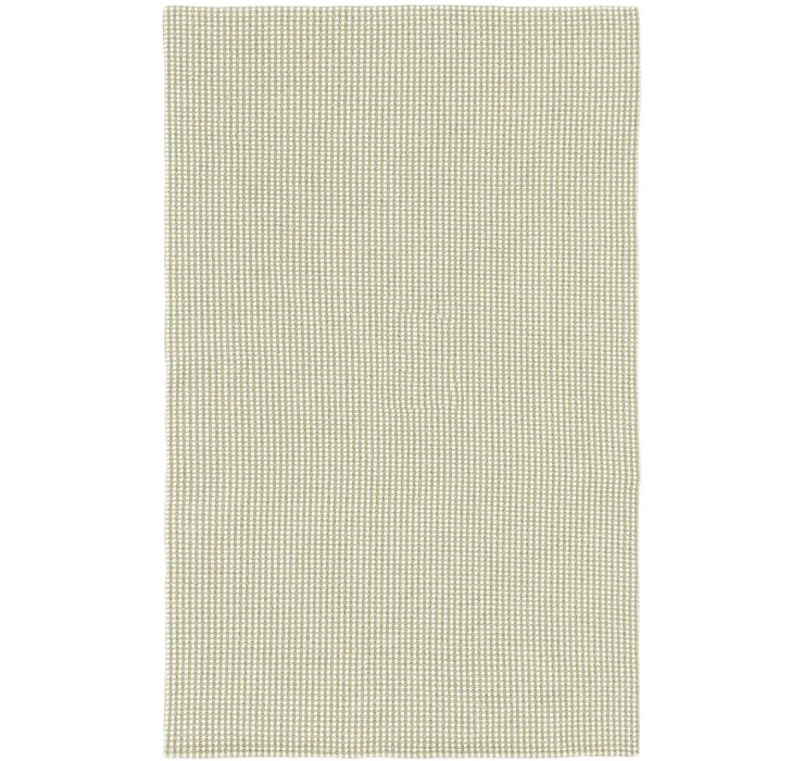 4' 6 x 7' Chindi Cotton Rug