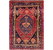 Link to 5' x 7' 4 Hamedan Persian Rug