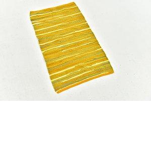 Unique Loom 1' 9 x 3' Chindi Cotton Rug