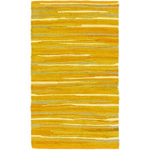 Link to 53cm x 90cm Chindi Cotton Rug item page