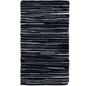 Link to 1' 8 x 2' 9 Chindi Cotton Rug
