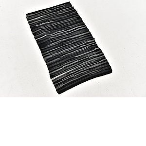Unique Loom 1' 8 x 2' 9 Chindi Cotton Rug