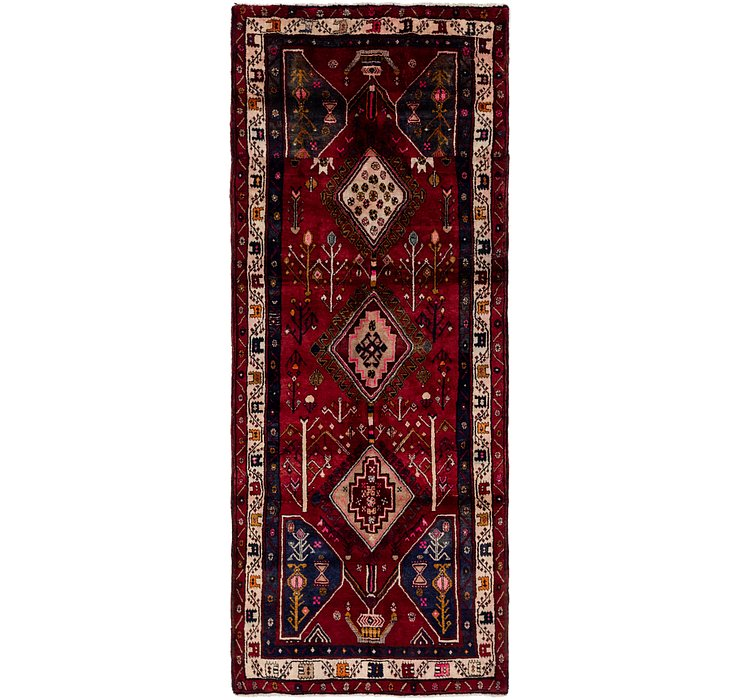 115cm x 297cm Gholtogh Persian Runner...