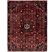Link to 4' 10 x 6' 4 Hossainabad Persian Rug