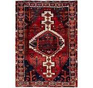 Link to 140cm x 203cm Hamedan Persian Rug