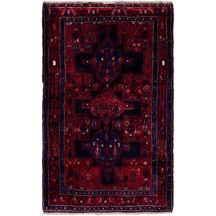 4' x 6' 7 Sirjan Persian Rug