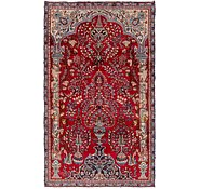 Link to 4' 6 x 8' Kashmar Persian Rug