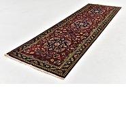 Link to 3' 7 x 11' 7 Tabriz Persian Runner Rug