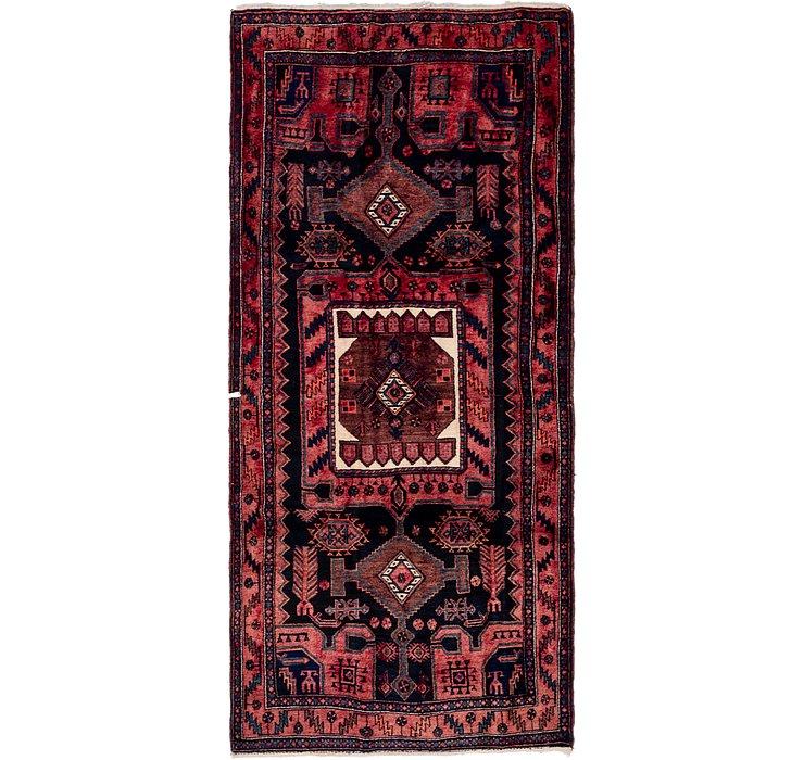 4' 4 x 9' 7 Sirjan Persian Runner Rug