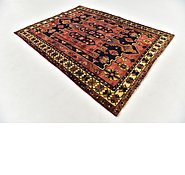 Link to 5' x 6' 5 Zanjan Persian Square Rug