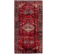 Link to 4' 8 x 9' 5 Hossainabad Persian Runner Rug