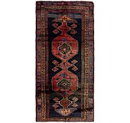 Link to 3' 6 x 7' 4 Hamedan Persian Runner Rug