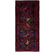 Link to 4' 6 x 10' Sirjan Persian Runner Rug
