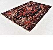 Link to 4' 5 x 6' 10 Hamedan Persian Rug