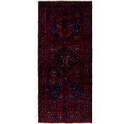 Link to 3' 10 x 9' 3 Zanjan Persian Runner Rug