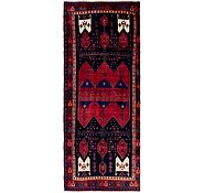 Link to 4' 4 x 11' 7 Sirjan Persian Runner Rug