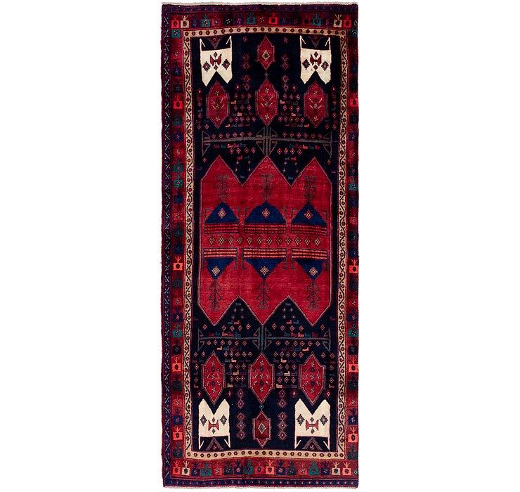4' 4 x 11' 7 Sirjan Persian Runner Rug