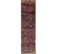 Link to 3' 3 x 12' 9 Hossainabad Persian Runner Rug