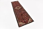 Link to 2' 6 x 9' 3 Hossainabad Persian Runner Rug