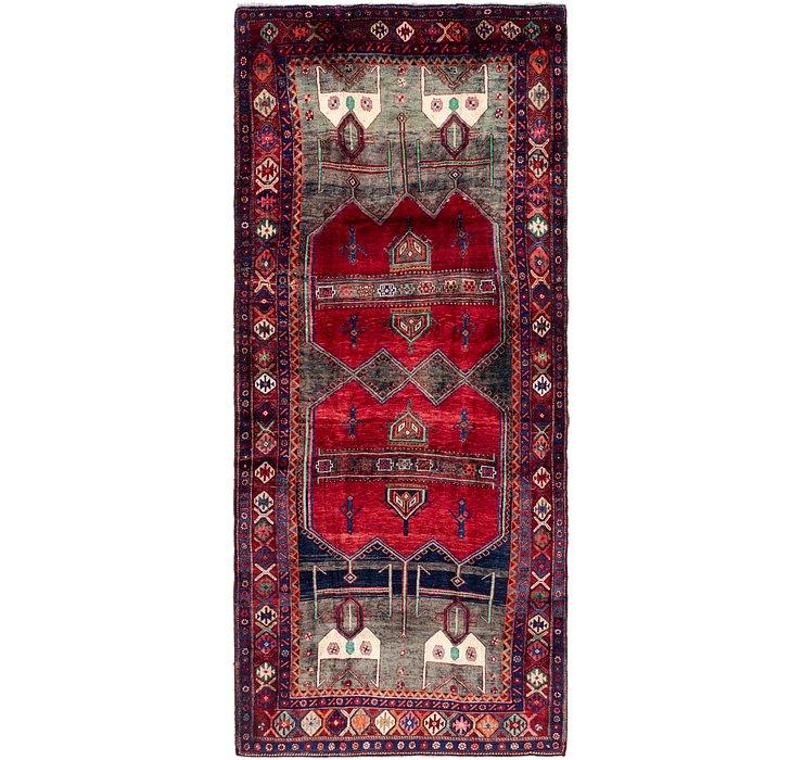 5' x 11' 6 Sirjan Persian Runner Rug