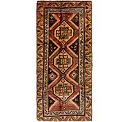 Link to 3' 6 x 8' Shiraz Persian Runner Rug