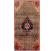 Link to 4' x 8' 4 Koliaei Persian Runner Rug