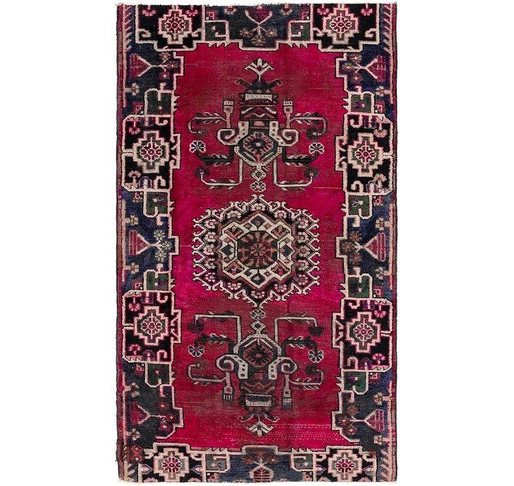 4' 3 x 7' 5 Ferdos Persian Rug