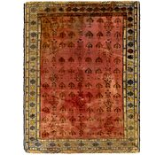 Link to 110cm x 168cm Balouch Persian Rug
