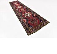 Link to 3' 6 x 14' 4 Tabriz Persian Runner Rug