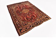 Link to 5' 3 x 7' 2 Borchelu Persian Rug