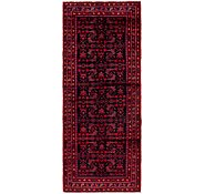 Link to 3' 9 x 9' 9 Shahsavand Persian Runner Rug