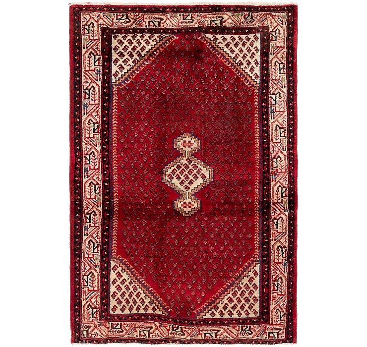 4' 4 x 6' 8 Botemir Persian Rug