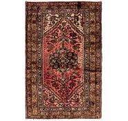 Link to 3' x 4' 9 Hamedan Persian Rug