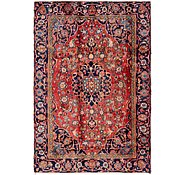 Link to 3' 10 x 5' 8 Mashad Persian Rug