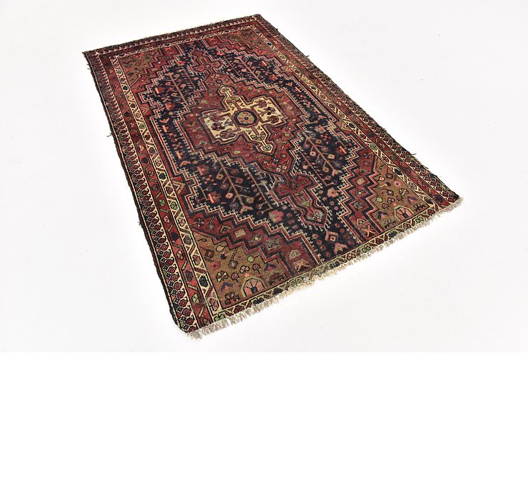 4' 2 x 6' 4 Tuiserkan Persian Rug