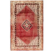 Link to 4' 3 x 6' 10 Farahan Persian Rug