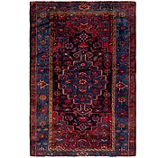 Link to 4' 6 x 6' 7 Zanjan Persian Rug