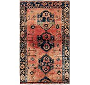 Link to 4' 9 x 8' 2 Hamedan Persian Rug