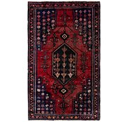 Link to 4' 7 x 7' 9 Mazlaghan Persian Rug