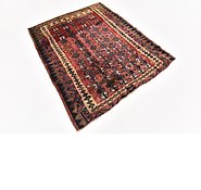 Link to 4' 5 x 5' 7 Shiraz Persian Rug