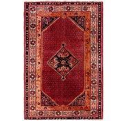 Link to 3' 5 x 5' 4 Farahan Persian Rug