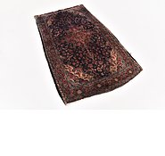 Link to 4' 6 x 6' Tuiserkan Persian Rug