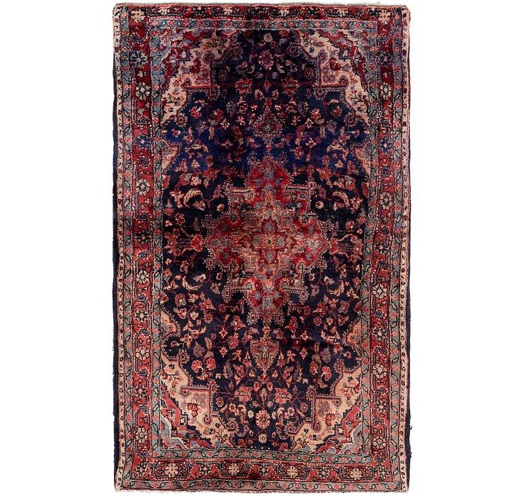 4' 6 x 6' Tuiserkan Persian Rug