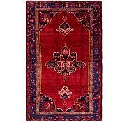 Link to 163cm x 267cm Hamedan Persian Rug