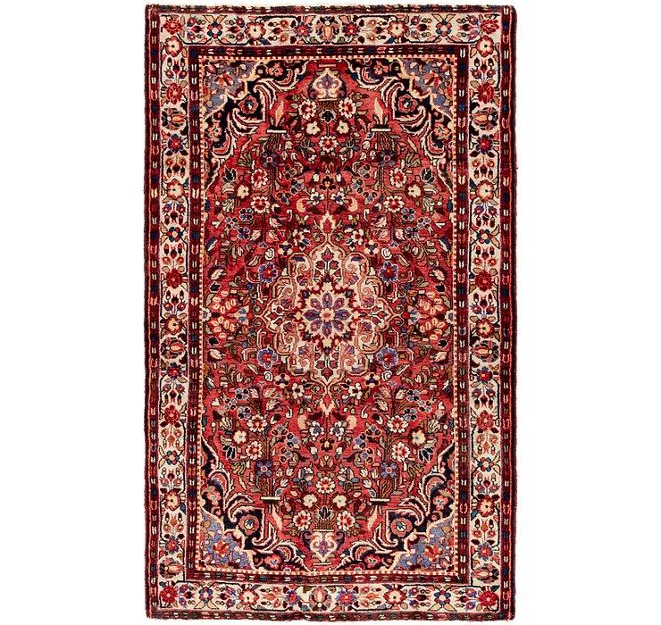 157cm x 275cm Borchelu Persian Rug