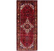 Link to 147cm x 365cm Hossainabad Persian Runner Rug