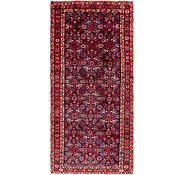 Link to 4' 6 x 10' Shahsavand Persian Runner Rug